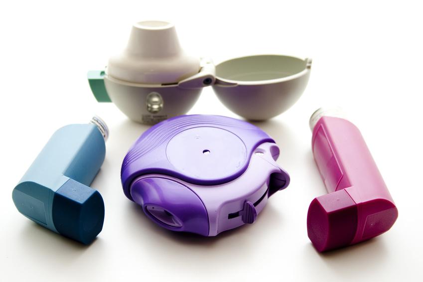 Asthma – Wechsel des Inhalier-Gerätes