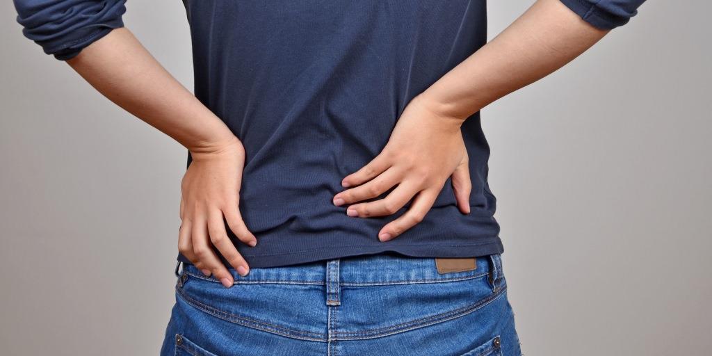 Kreuzschmerzen – wenn sie plötzlich kommen