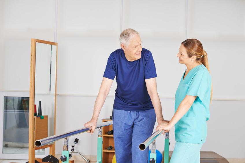 Parkinson-Krankheit – wenn sich Bewegungen verändern