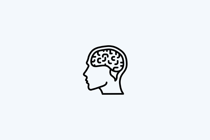 Kopf und Nerven